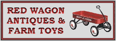 Red Wagon Antiques & Farm Toys